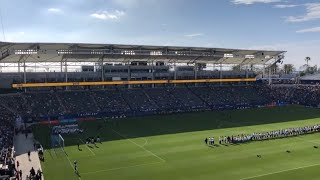 The Galaxy Know How to Rock Dignity Health Sports Park