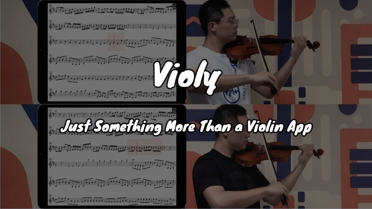 Violy | A smart practice partner that can listen to