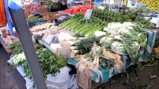 Santiago Şili - Bizim pazar, fiyatlar