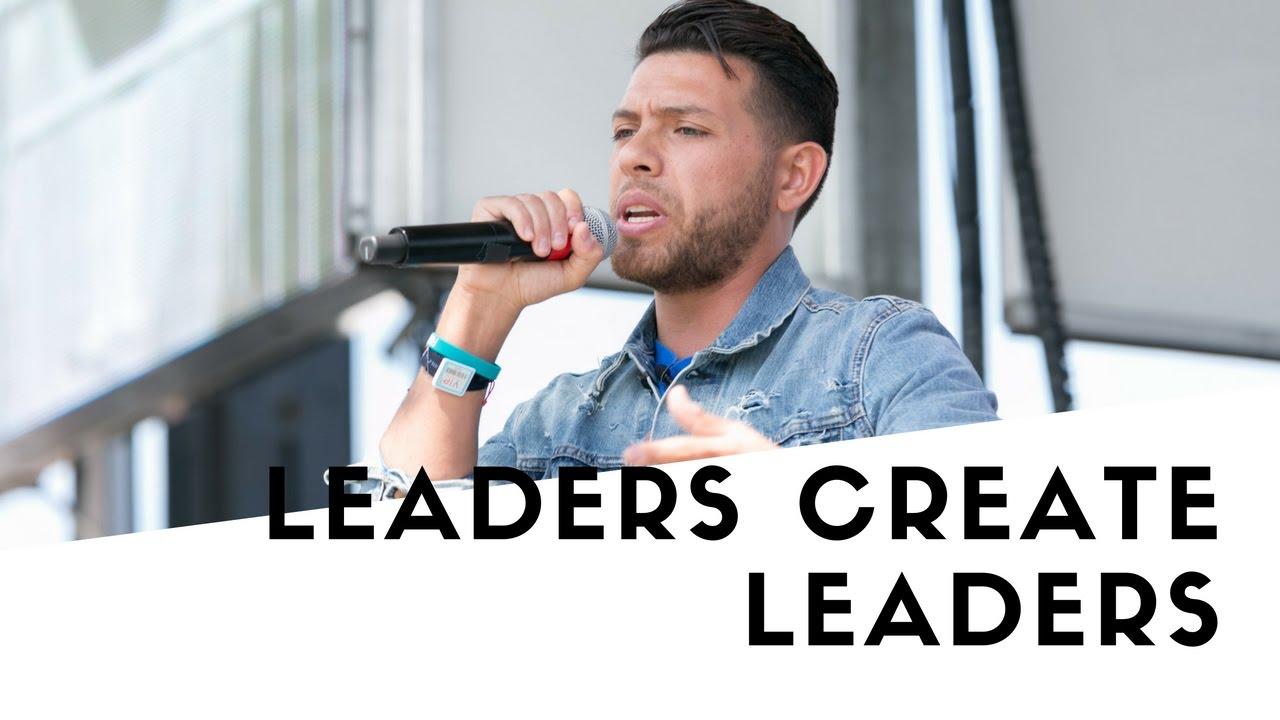 Image result for leaders create leaders gerard adams