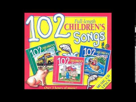 Twin Sisters  102 Childrens Songs Disc Three Part 2