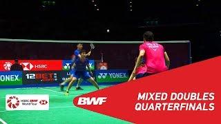QF | XD | GOH/LAI (MAS) vs WANG/HUANG (CHN) [2] | BWF 2019