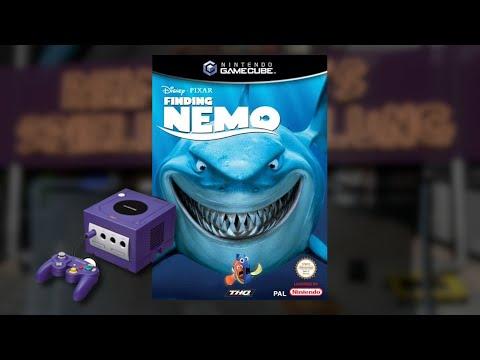 Gameplay : Findet Nemo [GameCube]