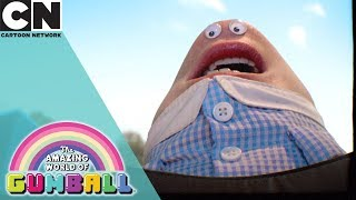 The Amazing World of Gumball | Sussie the Weirdest Chin | Cartoon Network