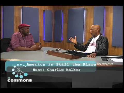 Charlie Walker Show on the bayview sewage plant