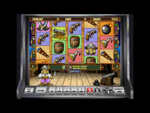 Игровой автомат pirate 2 igrosoft бонусный раунд