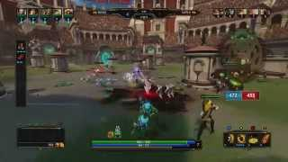 Smite Xbox One Gameplay HD