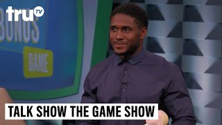 Talk Show the Game Show - Bonus Game: Will It Spike? with Reggie Bush | truTV