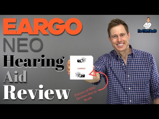 Eargo NEO Online Hearing Aid Review | Rechargeable Invisible-In-Canal Hearing Aid - Updated