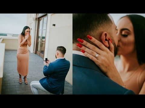 THE BEST ROMANTIC PROPOSAL OF ALL TIMES ( YOU WILL CRY ) | @VALELORENBEAUTY