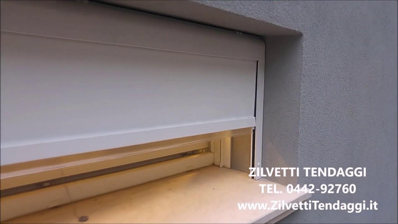Tende Per Finestra Balcone : Tende a rullo oscuranti per finestre senza scuri balconi tapparelle