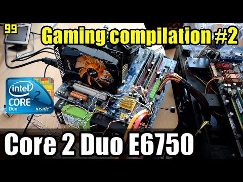 30 Games on Core 2 Duo E6750 (BF1, CS:GO, GTA5, KF2, FIFA17 & More)