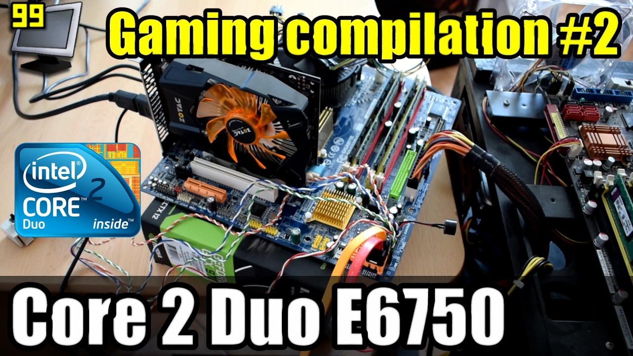NEW DRIVERS: INTEL CORE 2 DUO CPU E6750