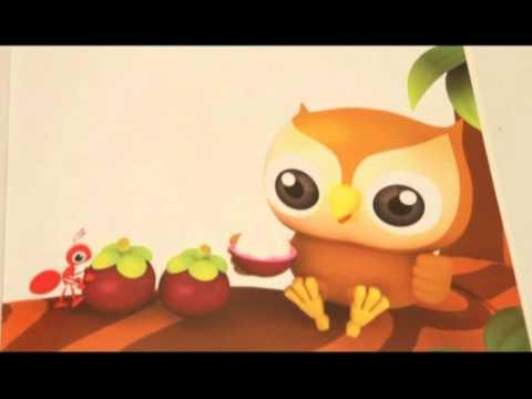 นิทานเพื่อนรัก - ฉันชอบกินผลไม้ 2/5