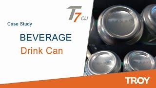 CIJ marking on the beverage ca…