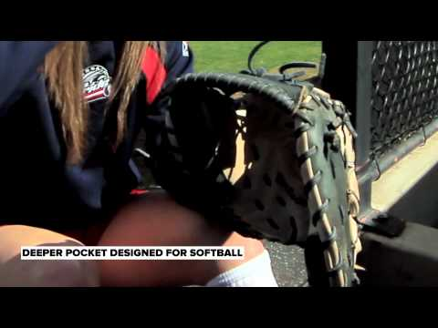 Wilson Softball: Fastpitch Catcher's Mitts