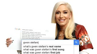 Gwen Stefani Answers the Web's Most Searched Questions | WIRED