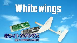 日本で生まれ育った高性能グライダー。紙飛行機の世界的権威:二宮康明...