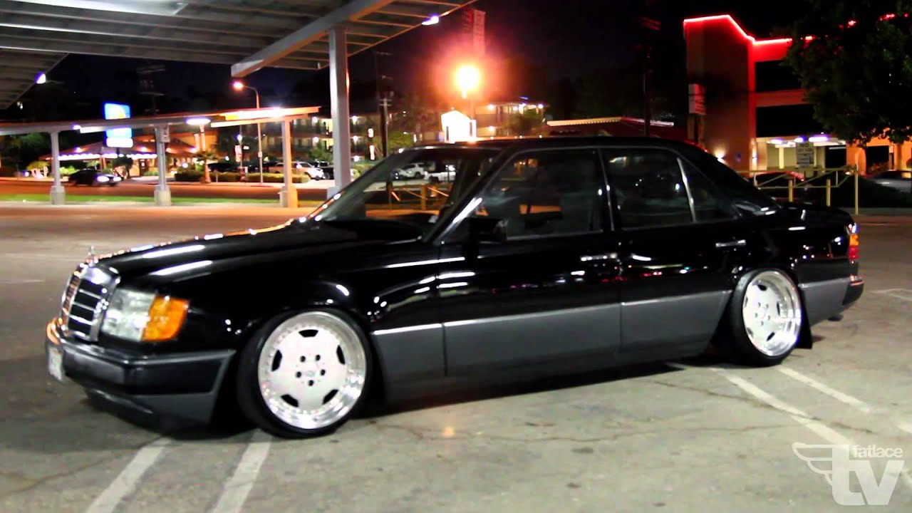 Fatlacetv back again merc 39 n youtube for Mercedes benz 1990 e300