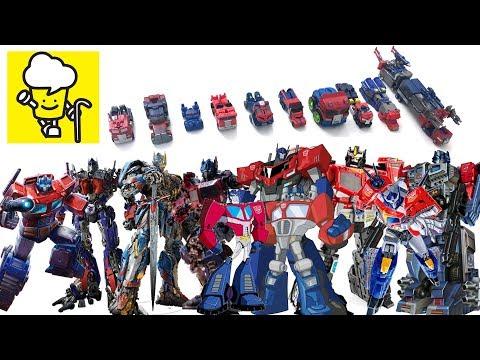 Mini Optimus Prime Transformer Robot Truck Toys ランスフォーマー 變形金剛 Robots In Disguise
