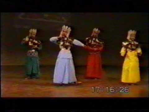 Viswo Shanti Library- Dances of Nepal