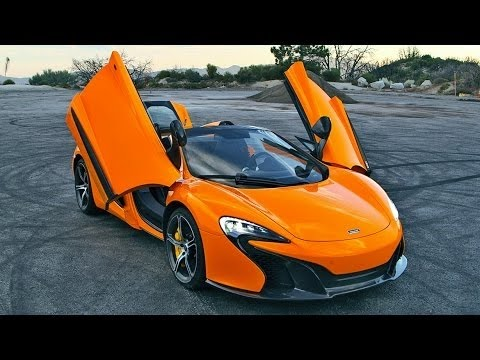 McLaren 650s Spyder: Восходящий к вершине! [Smotorom]