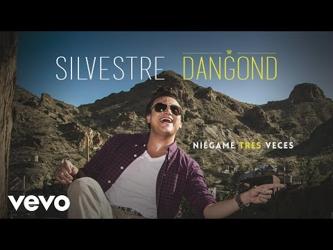 Silvestre Dangond – Niégame Tres Veces (Cover Audio)