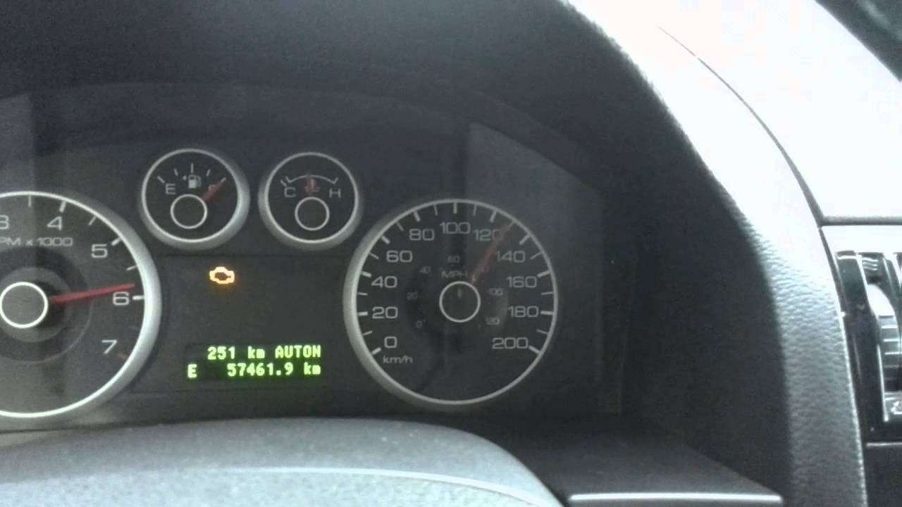 Top Speed Ford Fusion Maximo  Km Ph Yaber