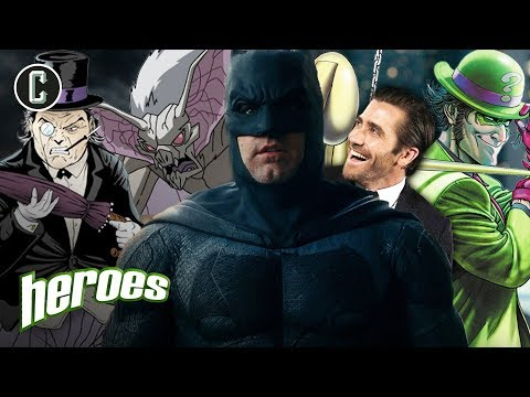 The Batman: What Can We Expect? - Heroes