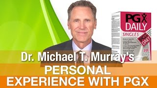 Personal Experience with PGX with Dr. Michael T. Murray