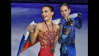 Американский тренер назвал Щербакову и Трусову одноразовыми чемпионками