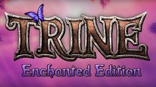 Кооперативное Прохождение Trine: Enchanted Edition - 1 серия