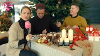 BACKSTAGE TV: Dirty Dancing 4. adventskonkurrence