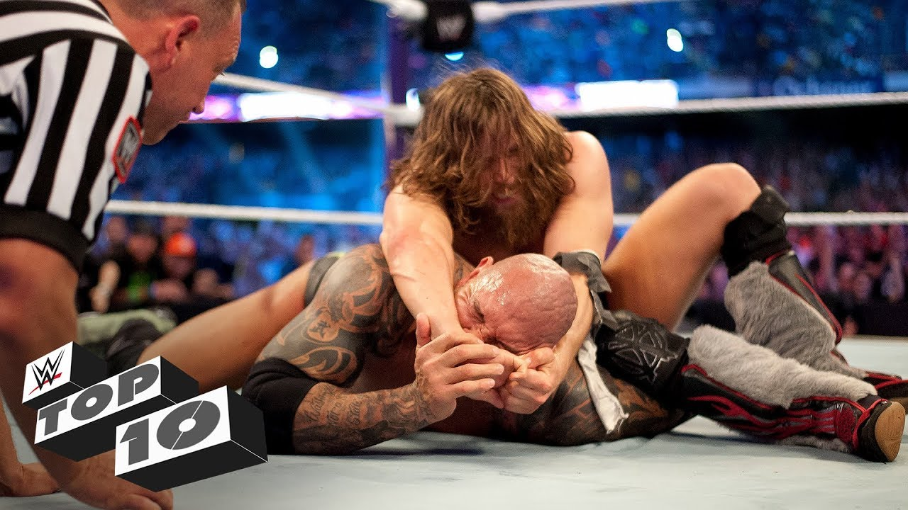 Daniel Bryan's dominating moves: WWE Top 10, April 2, 2018