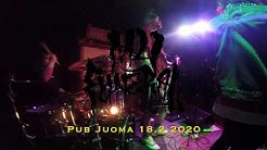 """My Funeral - """"Disappear & Too Drunk to Thrash"""" live at Pub Juoma"""
