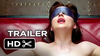 Repeat youtube video Fifty Shades of Grey Official Trailer #1 (2015) - Jamie Dornan, Dakota Johnson Movie HD