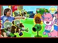 Roblox Plants Vs. Zombies Battlegrounds Let's Play with Ryan Vs Alpha Lexa