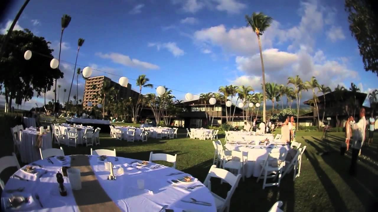 Leiza and Christians Royal Lahaina Wedding  Maui HI