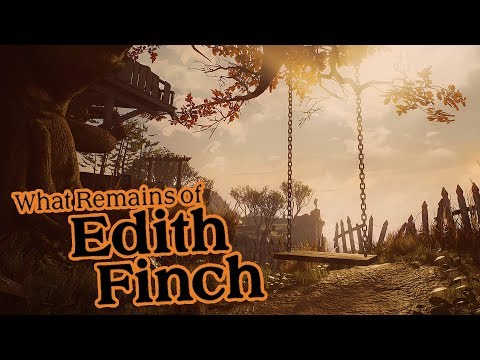 THE ENDING D: - What Remains of Edith Finch  - Let's Play