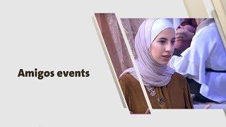 لين روابدة وأمل شحادة - Amigos events