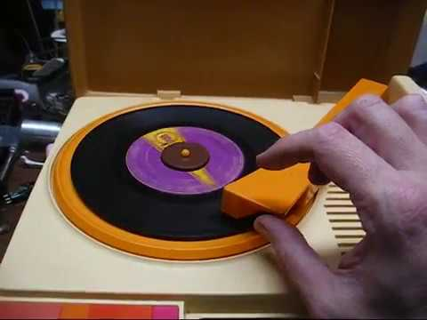 Fisher Price Record Player EOL