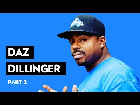"Daz Dillinger Explains Why ""Doggystyle"" is better than ""The Chronic"""