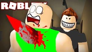 I KILLED A MAN IN ROBLOX | ROBLOX ASSASSIN !!!