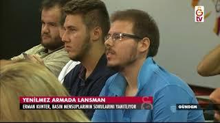 Gündem | Galatasaray Odeabank Tanıtım Lansmanı (12 Eylül 2017)