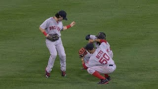 MLB Dancing Players