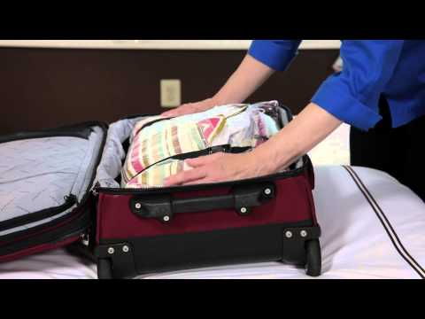 How to Pack Pressed Clothes : Smart Packing & Travel Tips