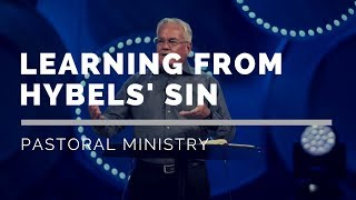 What the Bible says about Bill Hybels and pastoral sin