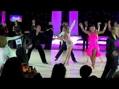 Pro RS Rhythm Semi Golden Star Dancesport 2019