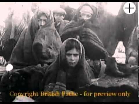 1939 Erzincan Depremi sonrası ilk görüntüleri (THE TURKISH EARTQUAKE)