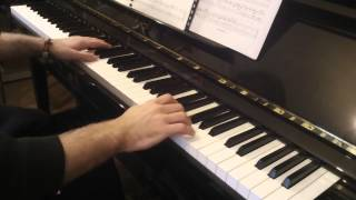 (9) 'Cursed Power' (Norowareta Chikara), From Princess Mononoke For Piano Solo, By Joe Hisaishi